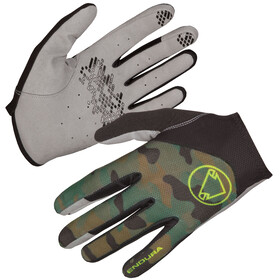 Endura Hummvee Lite Bike Gloves green/black